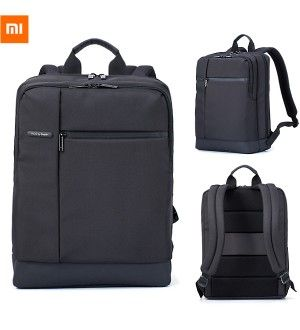 Xiaomi Classic Business Backpack School Backpack Camping Hiking Shoulder Backpack 17L