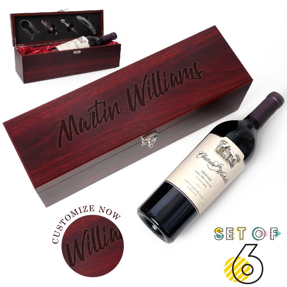 12th Anniversary Gifts For Him Under 200 With Images Anniversary Gifts For Him Wedding Wine Gift 12th Anniversary Gifts
