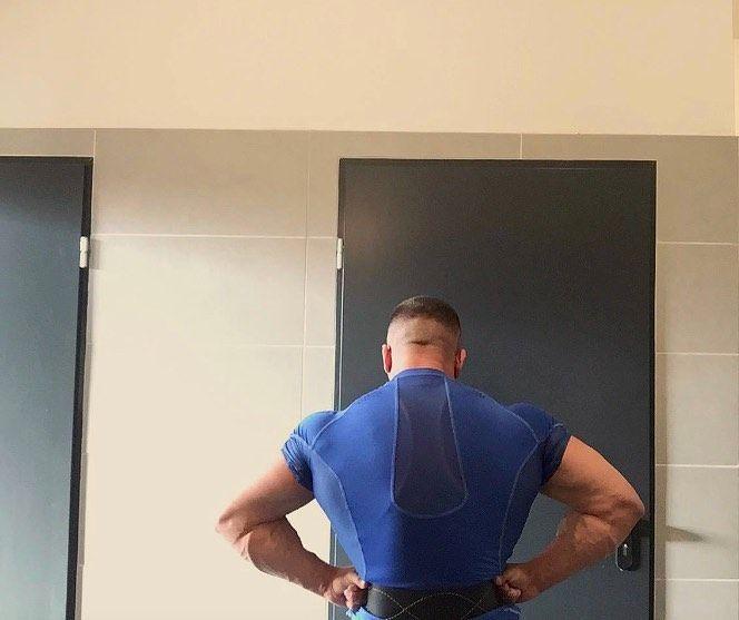 #muscle #motivation #bodybuilder #bodybuilding #biceps #chest #athlete #strongman #fit #fitness #fol...