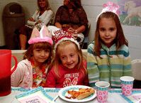 Center Ice hockey birthday party