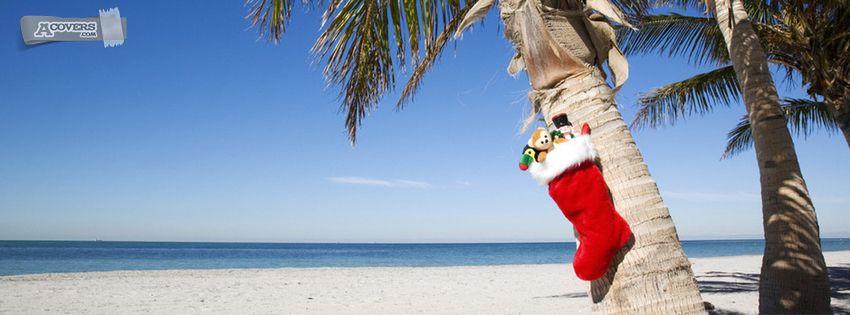 24b6e19eb506 Beach Christmas Christmas Fb Cover Photos