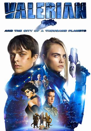 Valerian I Miasto Tysiaca Planet 2017 Lektor Pl 1080p Wideo W Cda Plrejestracja W Cda Premium Planet Movie Dane Dehaan Valerian