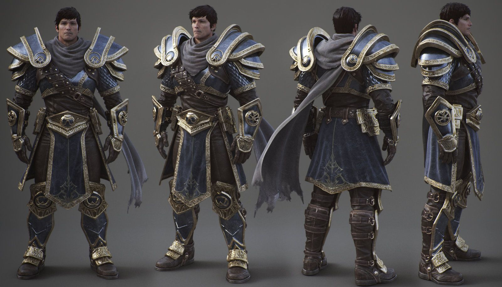 Character Design Artstation : Garen league of legends alessandro baldasseroni on