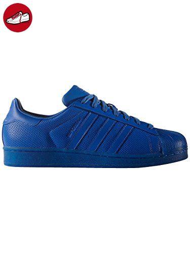 adidas superstar kinder blau