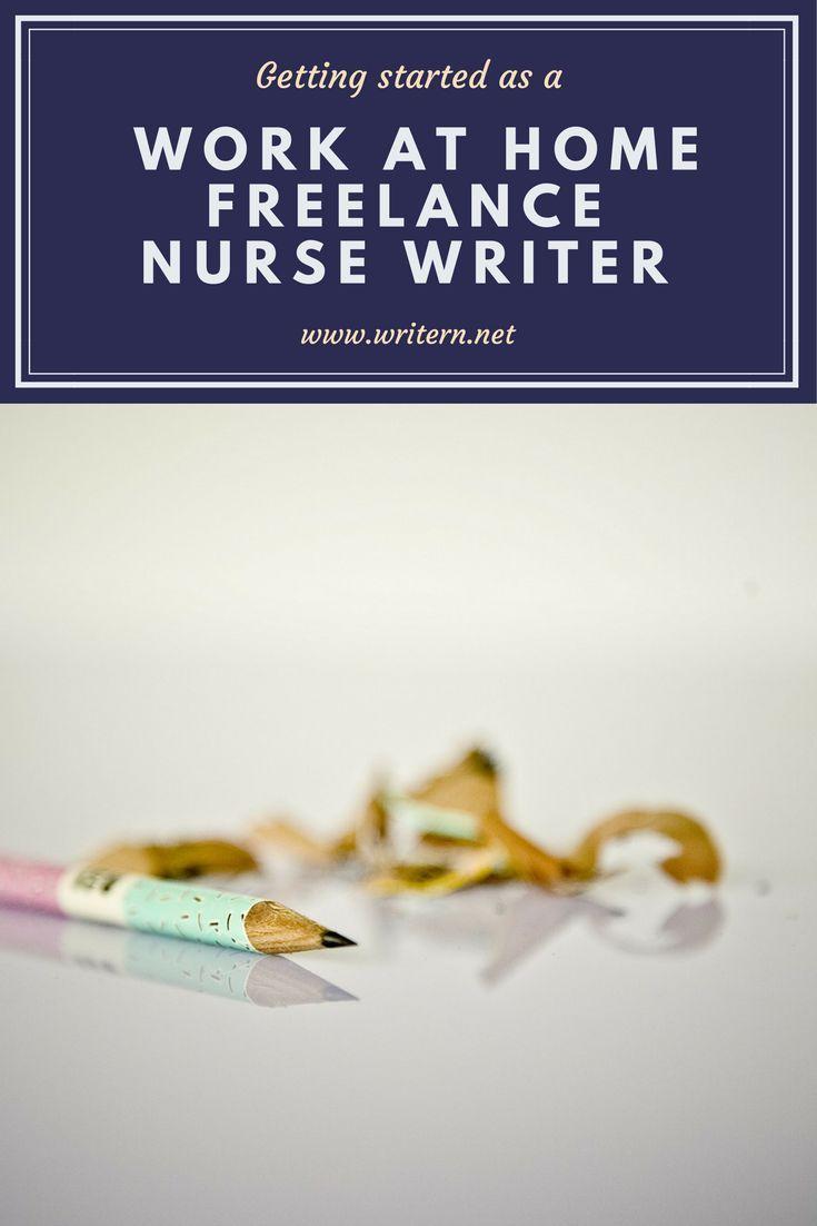 nurse writers needed