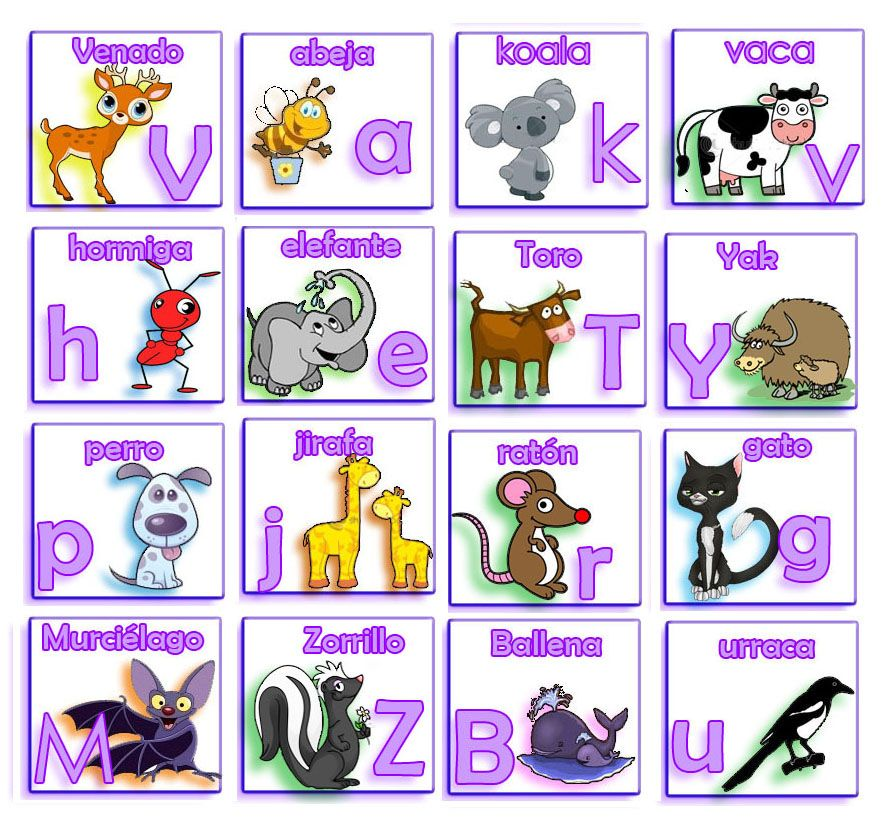 Les Dejo Una Lotería De Letras Y Animales Que Hice Son Varias Tablas Diferentes Y Al Final Pondré Loterias Para Niños Loteria De Animales Alfabeto Para Niños