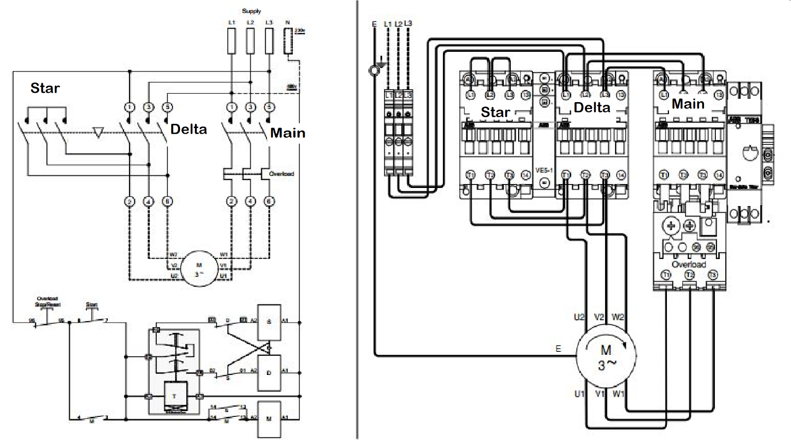 figure 29 a ladder wiring diagram