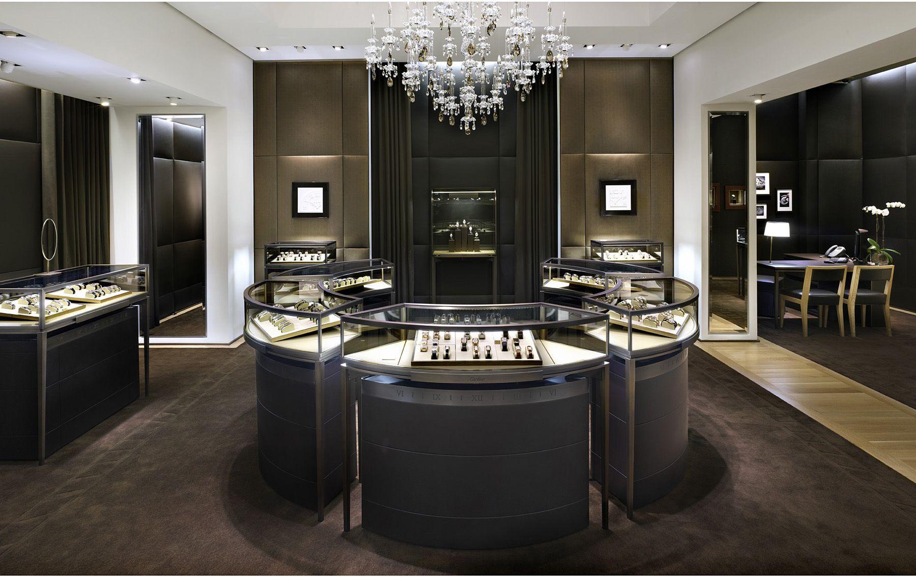 Cartier store interior google search