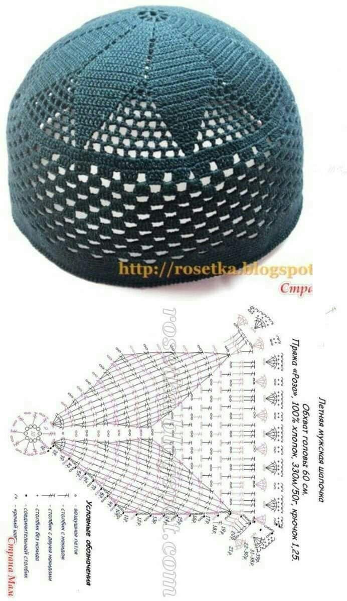 Pin de Vanya Garcia en crochet | Pinterest | Gorros, Ganchillo y ...