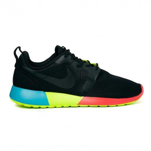 Nike Rosherun 642233-001 Sneakers — Running Shoes at CrookedTongues.com