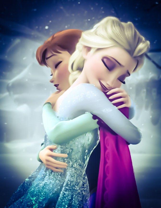 6bb8b71b14 I Want Such Hugs!!!   ELSA ❄   Disney frozen, Disney frozen 2, Disney
