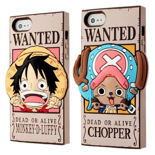 One Piece Anime iPhone Case
