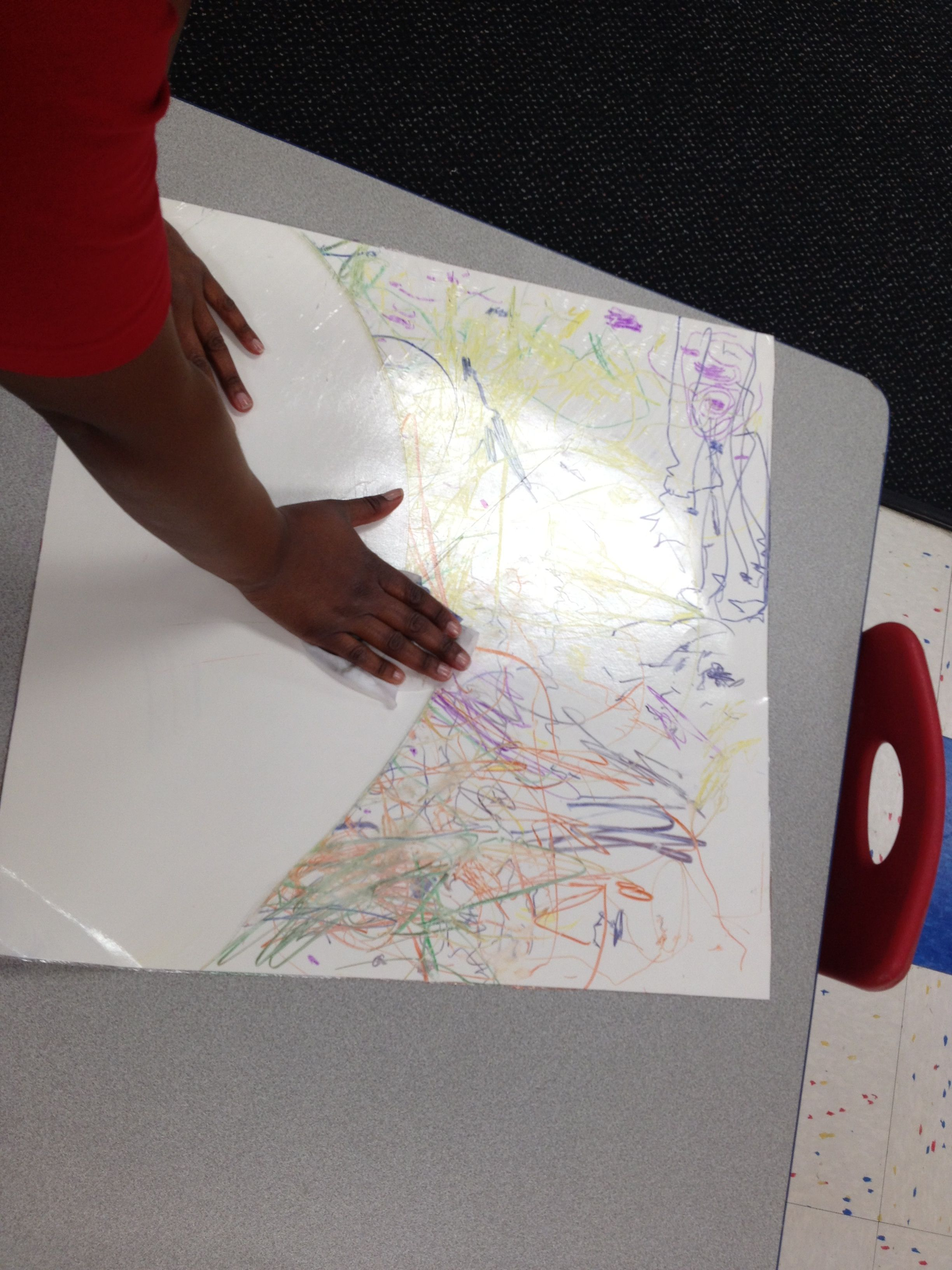 Make Your Own Dry Erase Boards Laminate Poster Board And