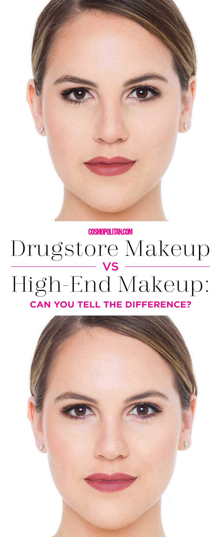 I Compared Drugstore And Department Store Makeup And The Results Were Surprising Department Store Makeup Drugstore Makeup Drugstore Makeup Tutorial