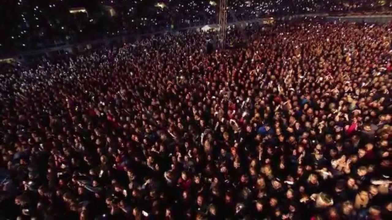 Cheek - Live @ Olympiastadion 23.8.2014