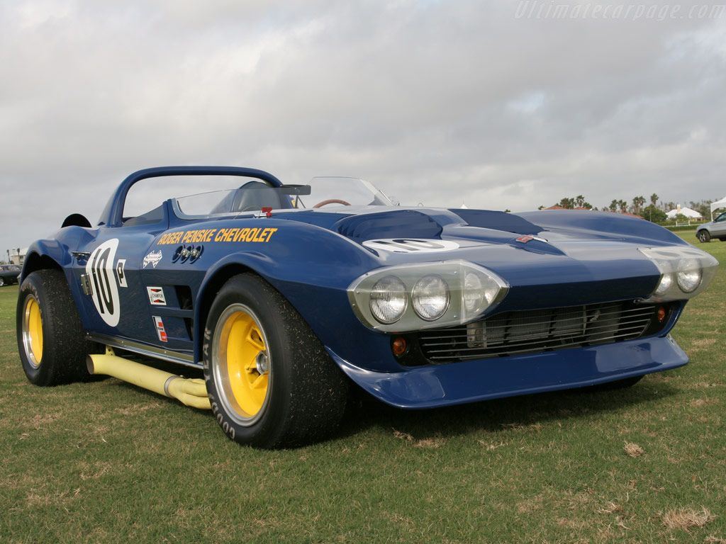 1963 Corvette Grand Sport 1 of 5 Corvette grand sport