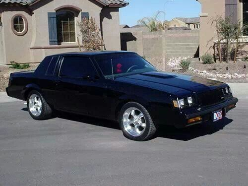 87 grand national   The best of Cars...<3   Pinterest   Grand ...