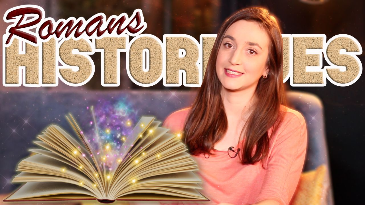 Une nouvelle vidéo sur mes pépites de romans historiques.
