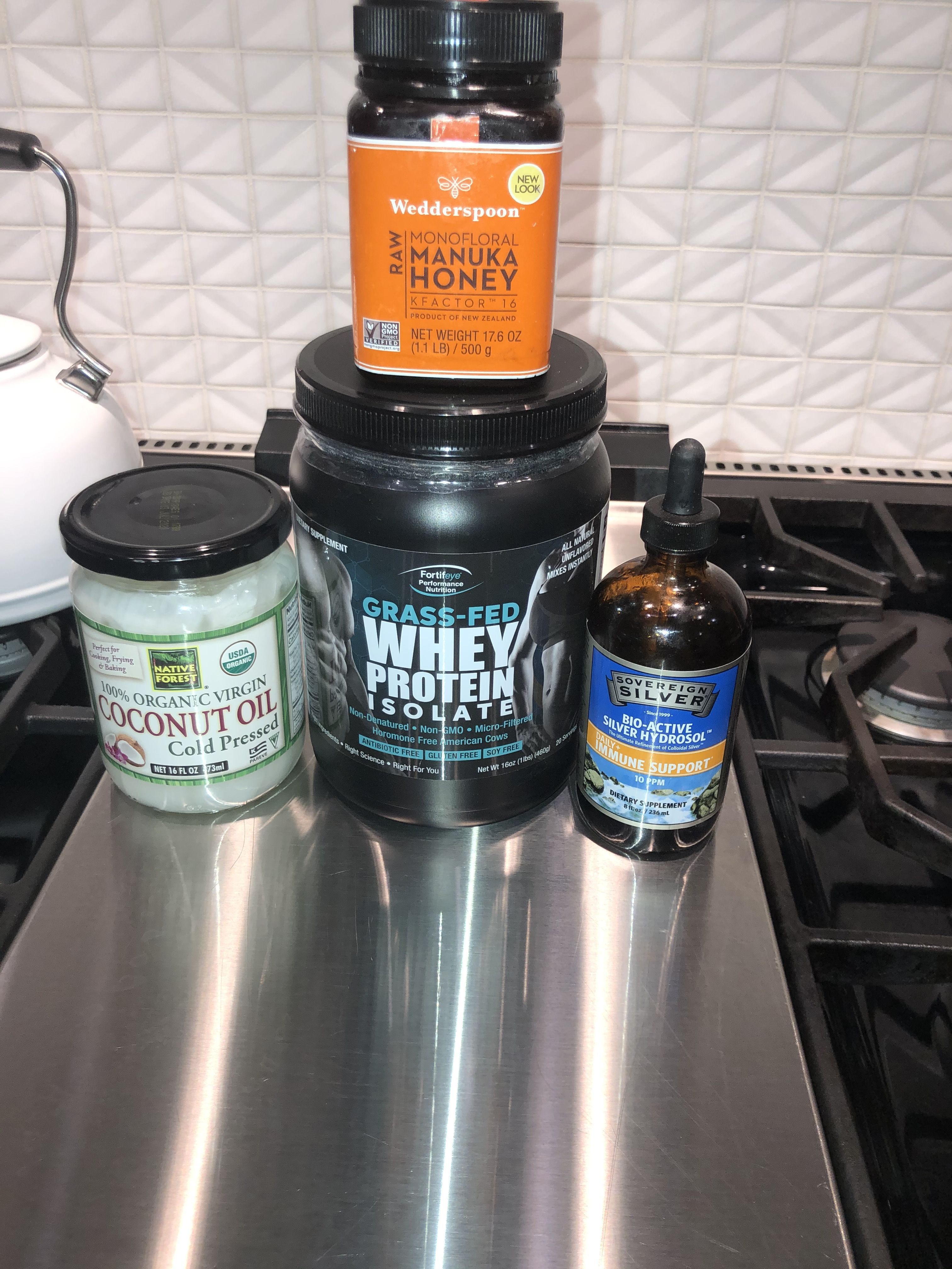 Pin on Fortifeye Grass Fed Whey Isolate