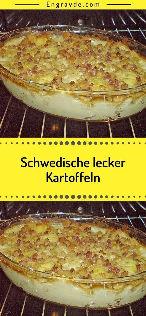 Zutaten  200 g Crème fraîche  200 g Sauerrahm  400 ml Fleischbrühe, sehr kräftige  1 kg Kartoffel(n), kleine (Drillinge)  50 g Butter, zerlassen  75 g Katenschinken, gewürfelt  5 Scheibe/n Toastbrot, gewürfelt  1 TL Rosmarinnadeln, frische, fein gehackt      Sie können auch lesen Pudding-Apfelkuchen    Stecken Sie das Bild #loadedcauliflowerbake