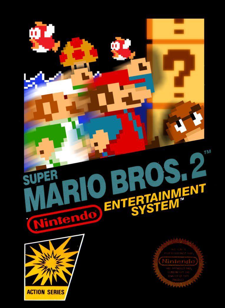 Super Mario Bros 2 The Lost Levels For Ds 4 99 Super Mario