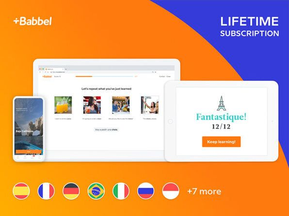 It's 2020! Time to learn a new language with Babbel