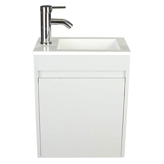 Eclife Bathroom Vanity W