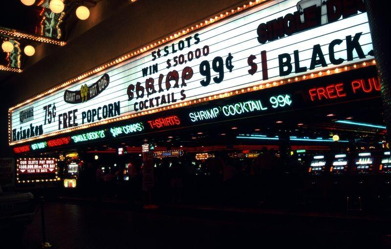 Photos Of Vegas When The Mob Ran 99 Cent Shrimp Cocktail