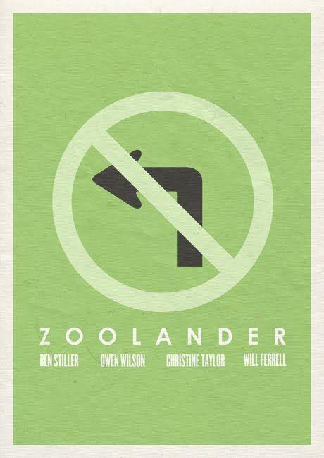 Zoolander - haha!