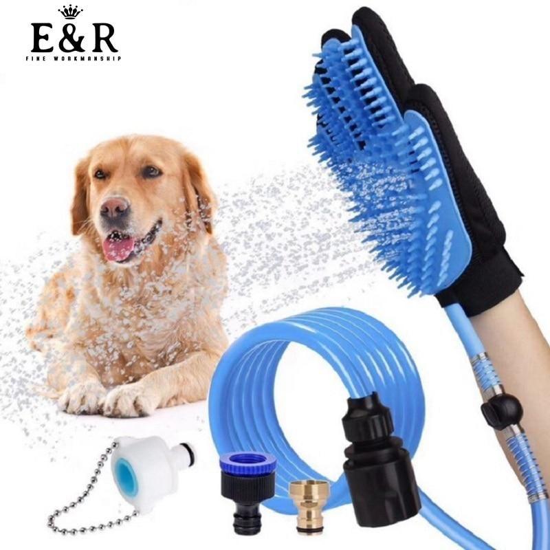 Aquapaw 360 Deep Cleaning Shower Head Dog Shower Pet Dogs Dog Cat