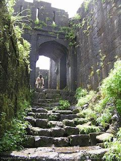 Lohagad Fort Pune - Iron Fort, India