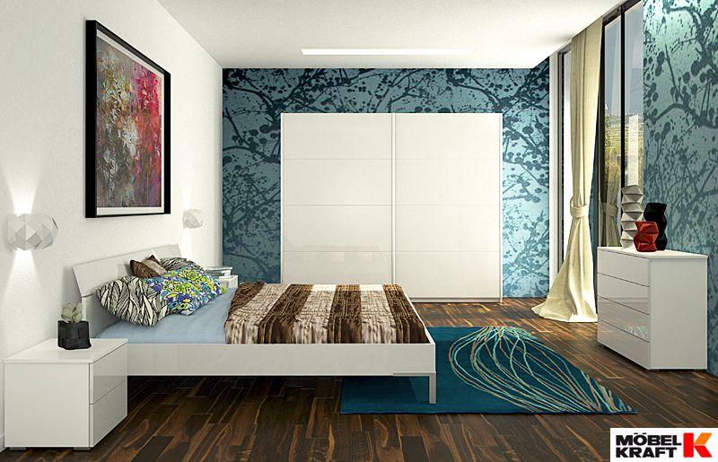 Schlafzimmermöbel günstig ~ Mit weißen schlafzimmermöbel lässt sich der raum immer wieder neu