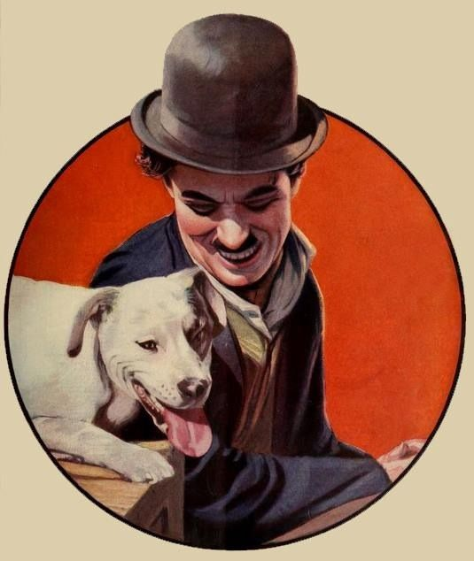 Charlie Chaplin  PETIT-DIEULOIS