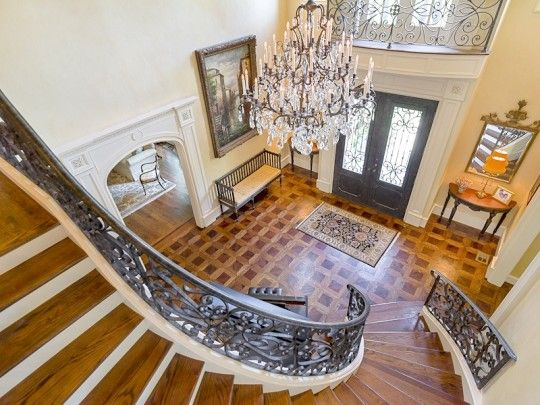 Crescent House Foyer Strood : Home of the week an exquisite french estate in highland