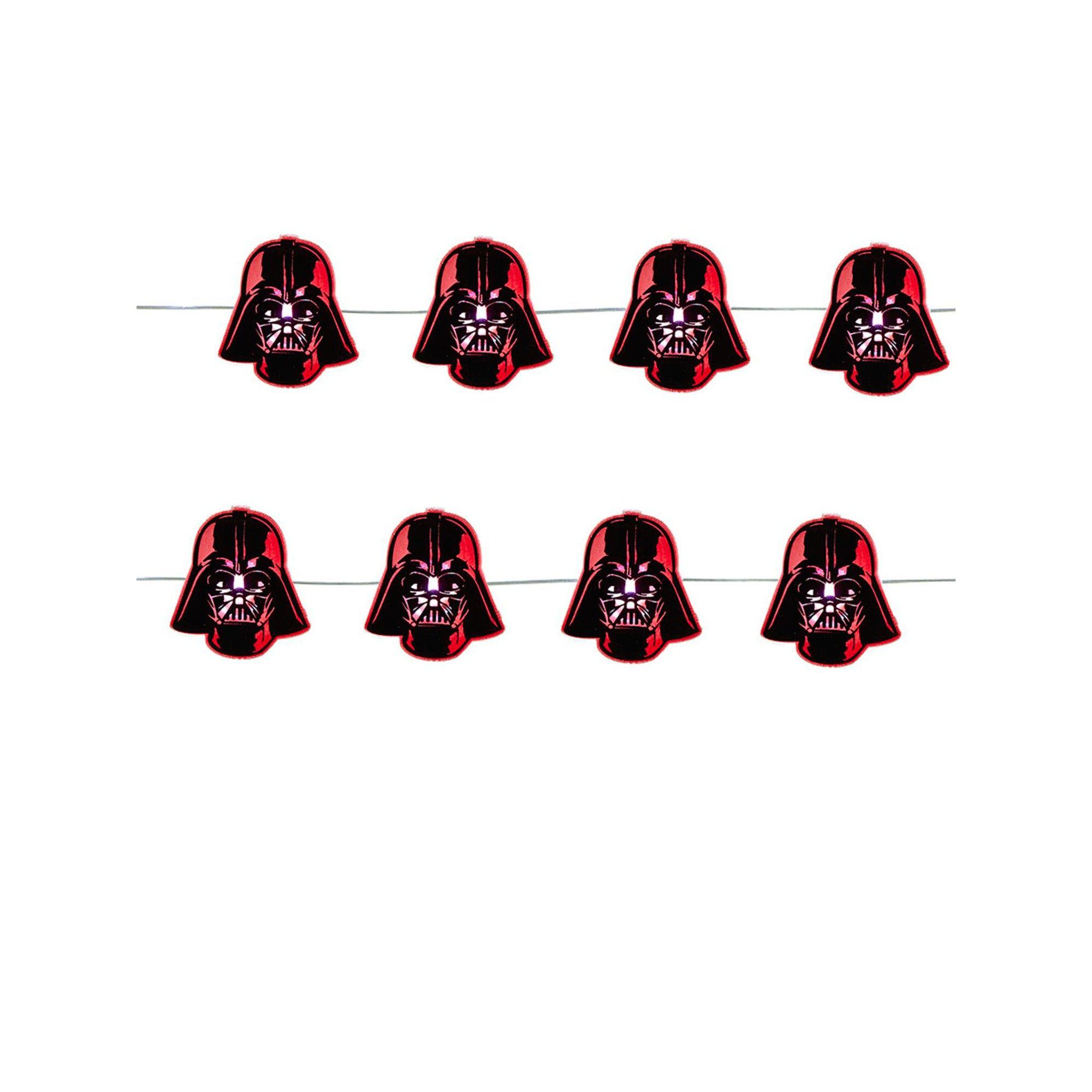 Kurt S. Adler Set of 20 Battery Operated Led Star Wars