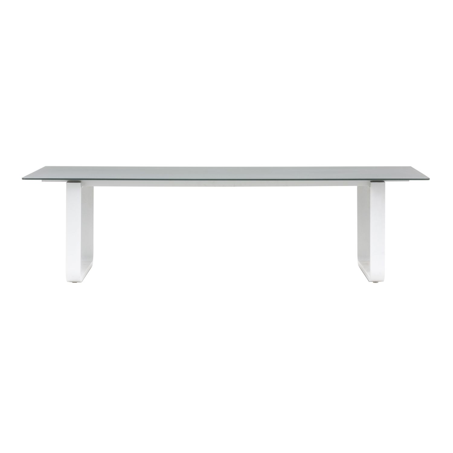 Pontoon Rectangular Dining Table from Domayne line
