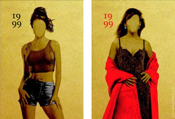 Bond Girls by Arina Orlova