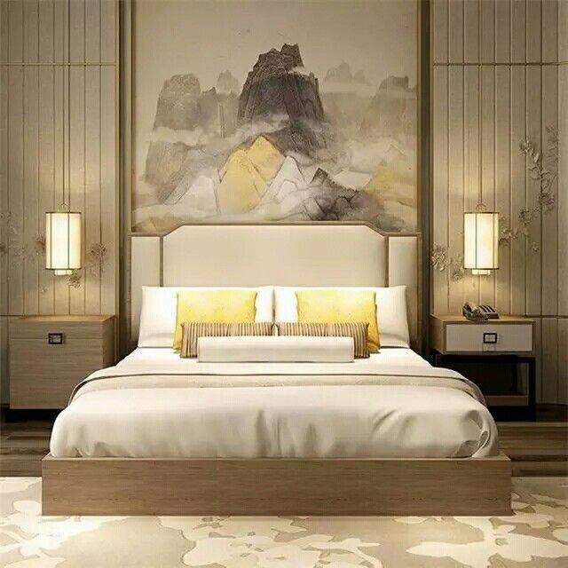 Schlafzimmer, Wohnen, Deko, Moderne Schlafzimmer, Hauptschlafzimmer, Beige  Schlafzimmer, Luxus Interieur, Klassische Inneneinrichtung, ...