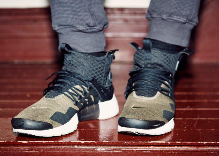 a2ff57a97318 Inside Complex Magazine s Joe La Puma s Closet  Black and Brown Primeknit  Nike Sneakers