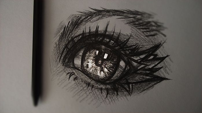 My Others Pictures And Tutorials Thank You Very Much Welcome On My Facebook Page Welcome On My Youtube Page Eye Drawing Learn To Sketch Types Of Art