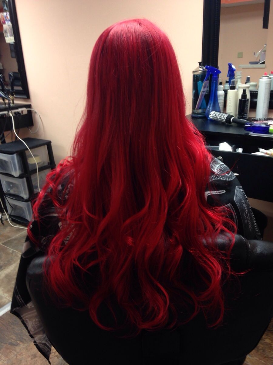 Pin By Nicole Bryan On Hair Matrix Hair Color Red Hair Color Bright Hair Colors