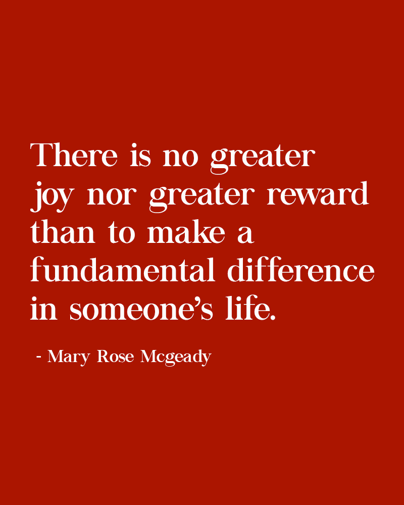 If You'd Like To Make A Difference By Getting Your #MSW