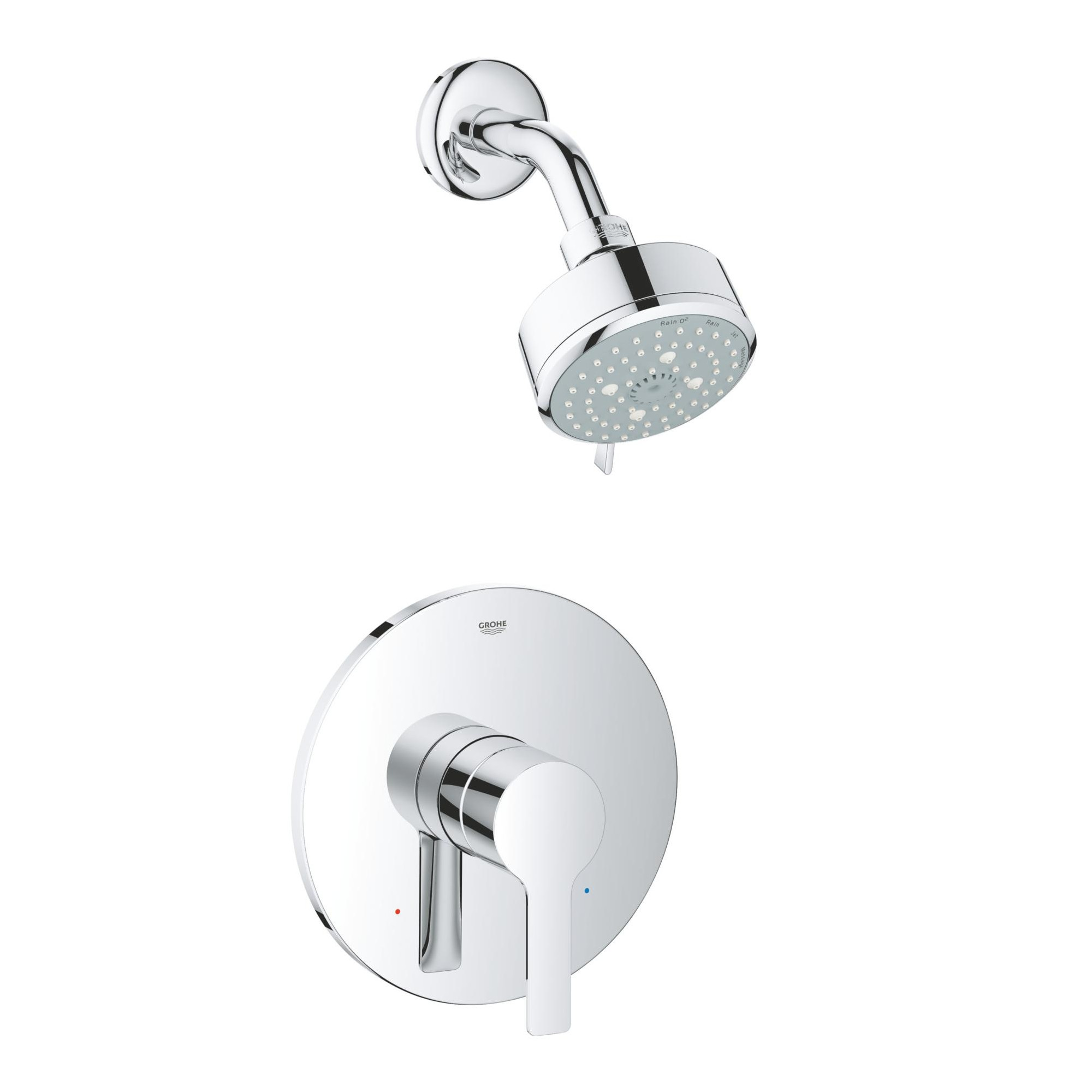 Grohe America Inc 23 826 1 Lineare Tub Shower Only Trim Package