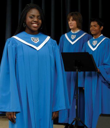 Custom High School Choir Robes