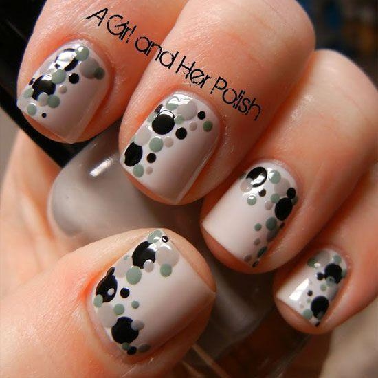 Cool beautiful photo nail art 40 simple nail designs for short cool beautiful photo nail art 40 simple nail designs for short nails without nail art prinsesfo Choice Image