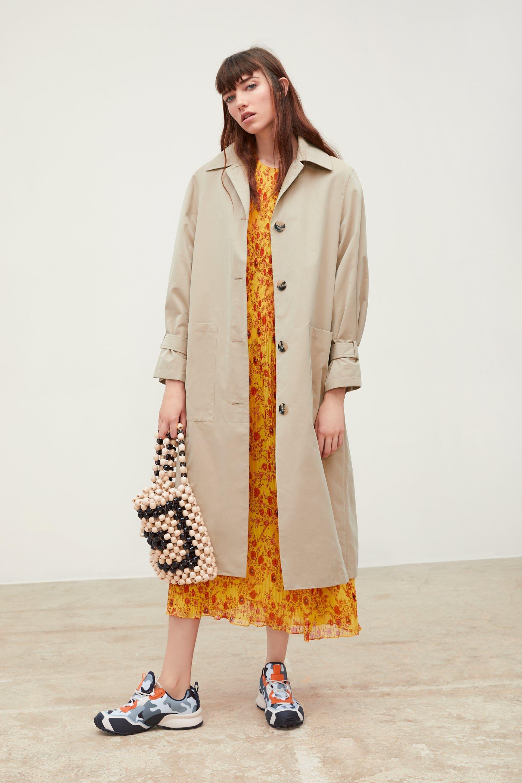 471d53c1 Oversized trenchcoat in 2019 | Zara | Coat, Denim fashion, Coats for ...