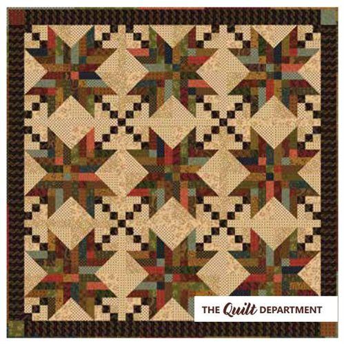 Kim Diehl fat quarter scrap bundle plus the Farmhouse Stars quilt ... : kim diehl quilts - Adamdwight.com