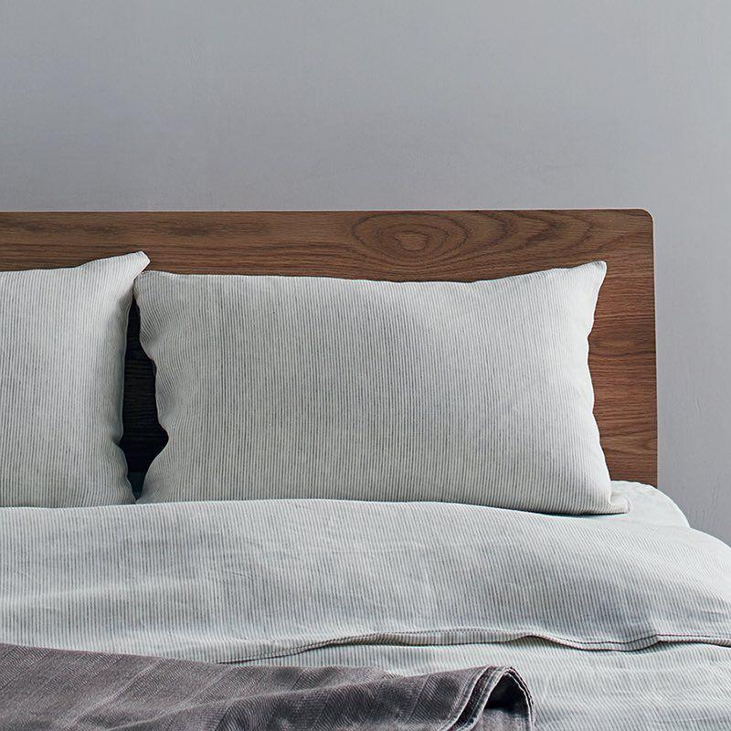 شكوك بوصلة في البداية Muji Bed Sheets, Muji Linen Bedding Reviews