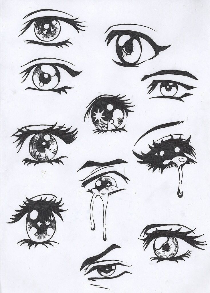 Pin By Jacqline Hyde On Sketches Pinterest Manga Eyes Anime