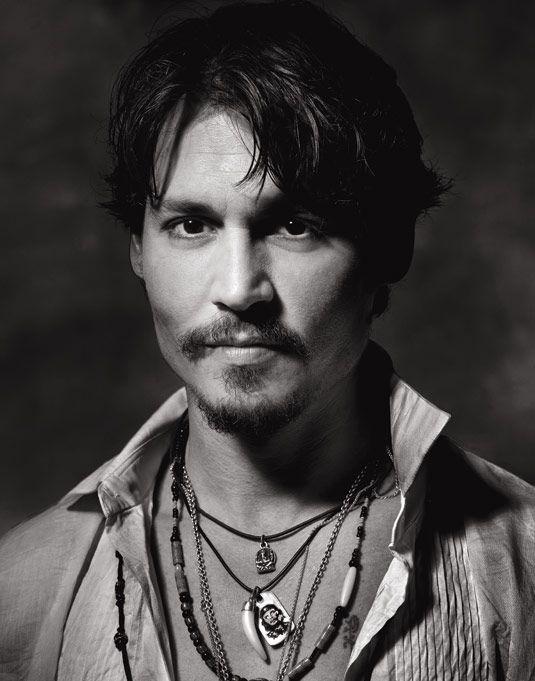 Albert WATSON :: Depp portrait